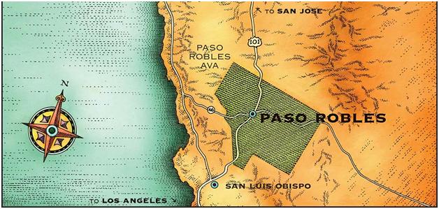Wines and Wineries of Santa Barbara, Santa Ynez, Santa Maria, Paso on