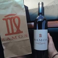 bottle of Ramos Torres wine