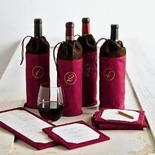 4 bottles of Adastra Winery wines