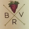 logo of Back Road Vines winery in California