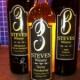 3 bottles of 3 Steves Winery wine